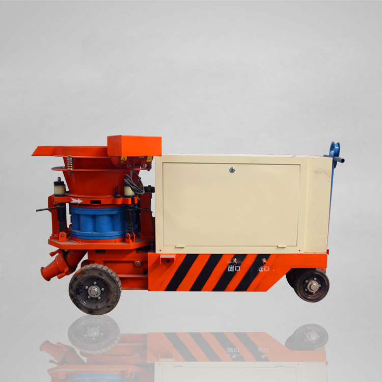 Concrete Spray Machine
