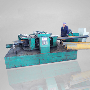 U Beam Rolling Bending Machine
