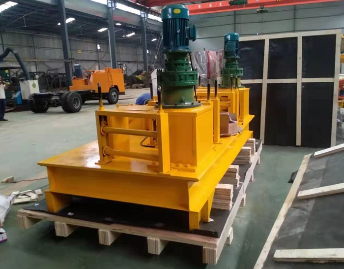 rail beam bender packing