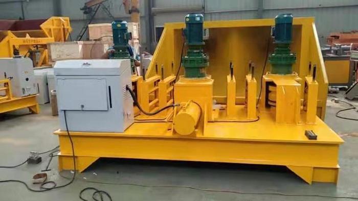 rail beam bending machine