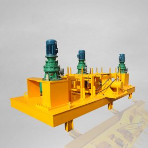 U shape mining steel beam bending machine