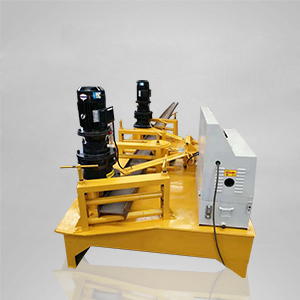 Rail Beam Bending Machine