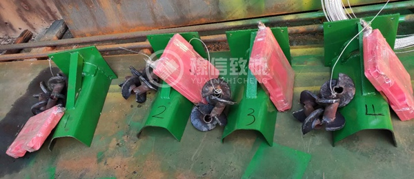 Auger blade and tools