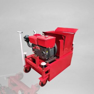 Concrete Curb Machine