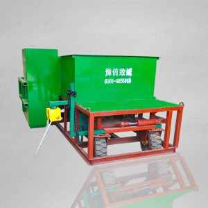 Slipform Concrete Kerb Machine HMJ-600/1000