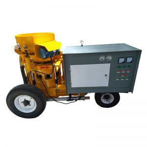 TK700 Wet Shotcrete Machine