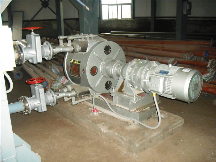 hose peristaltic pump application