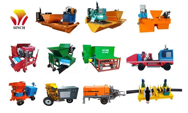 Sinch machinery