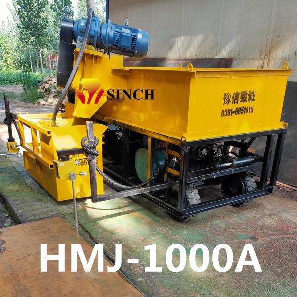 HMJ-1000A automatic loading Slipfrom curb stone making machine