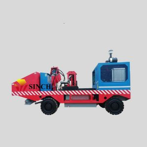 Slipform Curb & Gutter Paving machine HMJ-2000