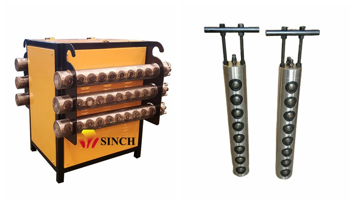 Hydraulic power pack and splitting rod