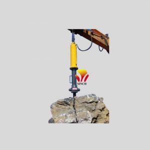 Excavator Mounted RockSplitter