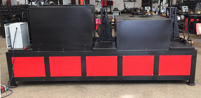 Customized auto-feeding rust removal machine