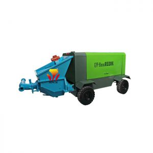 GYP-90 Hydraulic Wet Shotcrete Machine