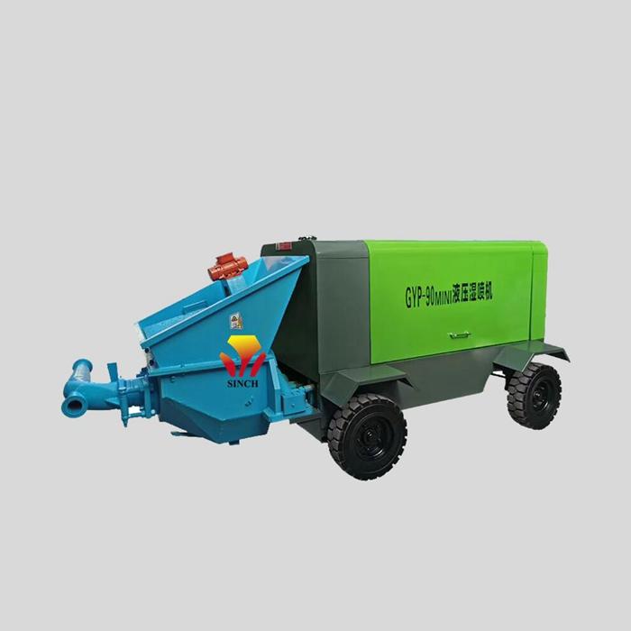 GYP-90 Hydraulic Wet Shotcrete Machine