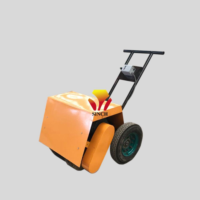 Rust cleaning machine