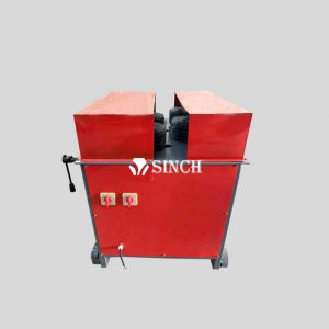 MP-100 Steel Pipe Rust Removal Machine